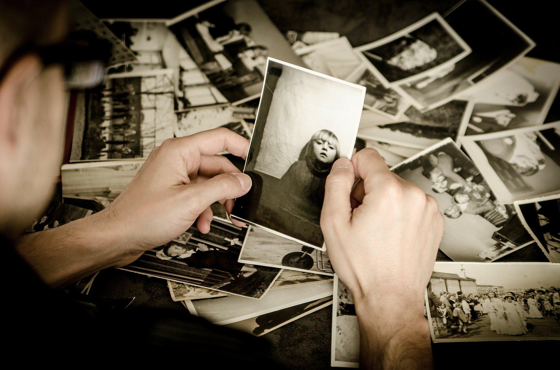 Fotos scannen lassen